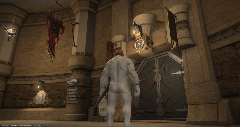 コロセウム剣術士