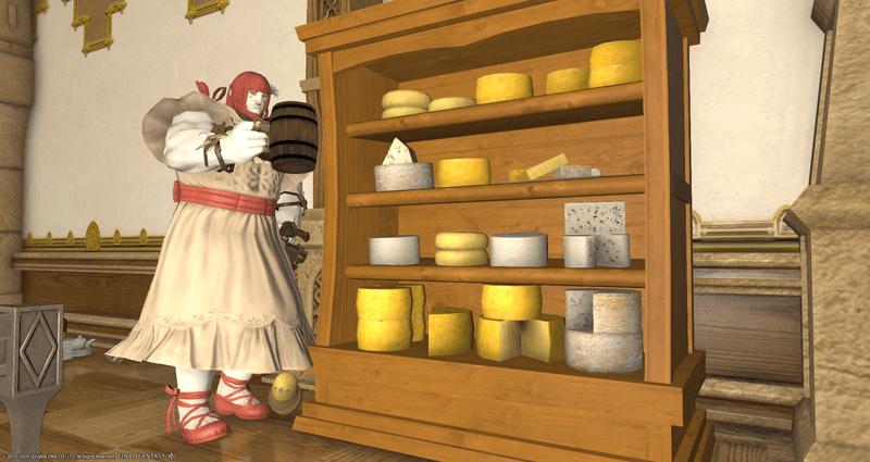 チーズシェルフ