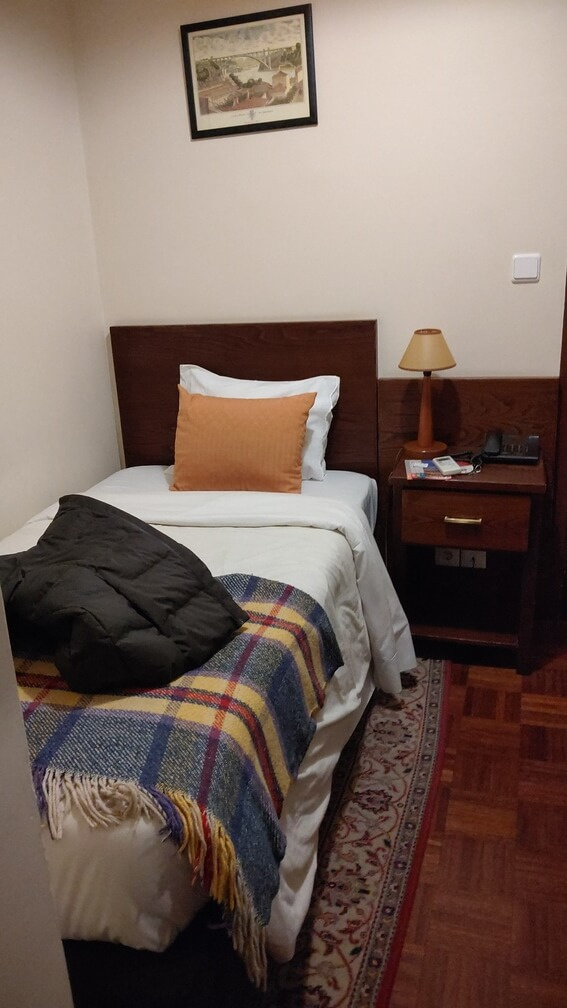 ポンジアスカルホテル ポルト