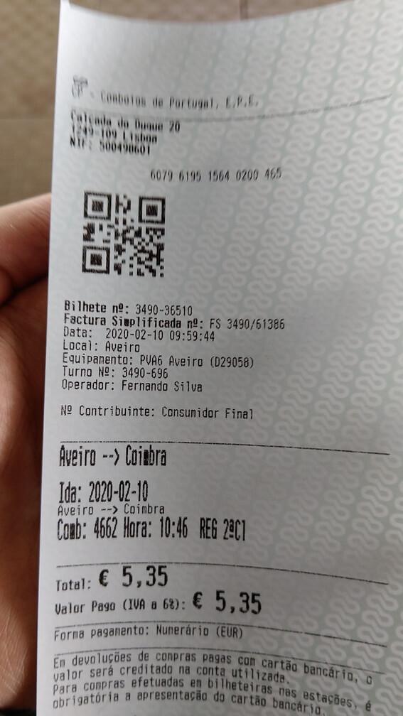 アヴェイロ コインブラ チケット