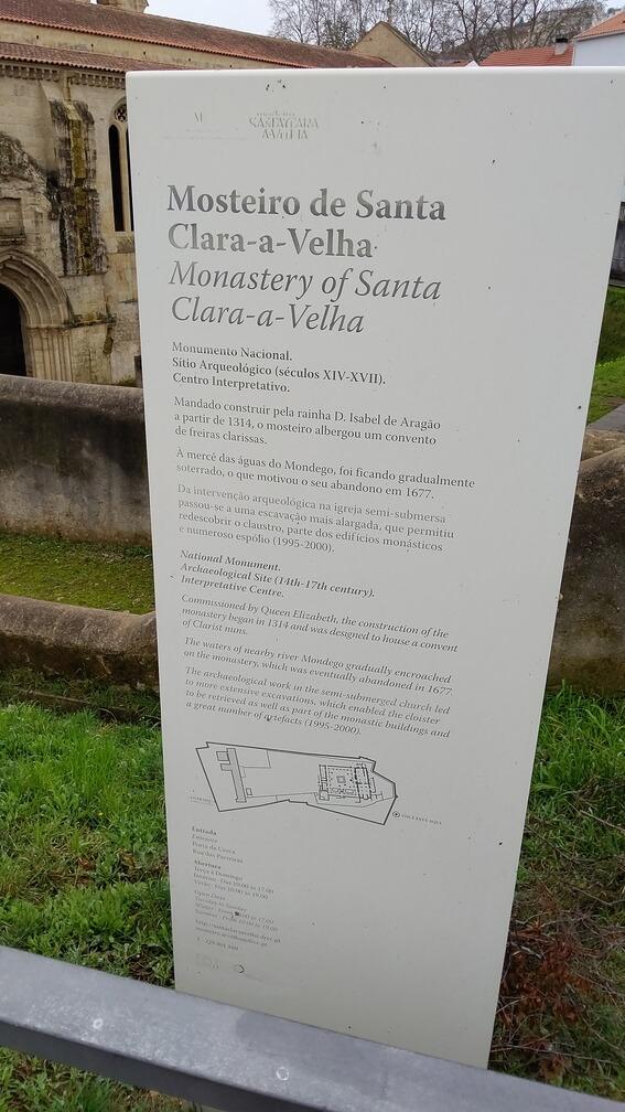 サンタ・クラーラ=ア=ヴェーリャ修道院