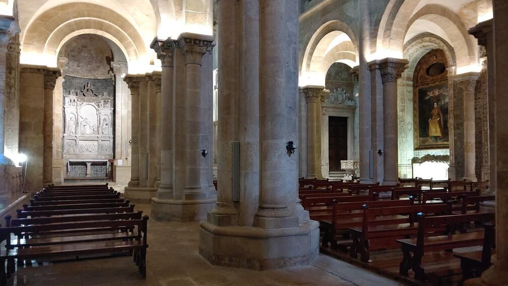 コインブラ旧大聖堂