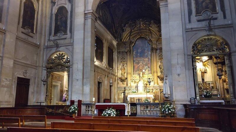 サンタ・マリア・マダレナ教会