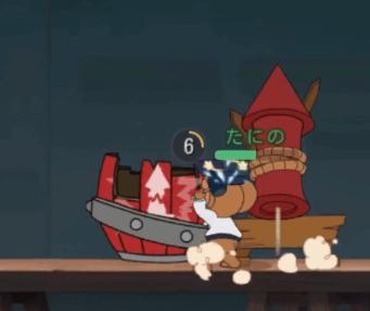 海賊火薬タル